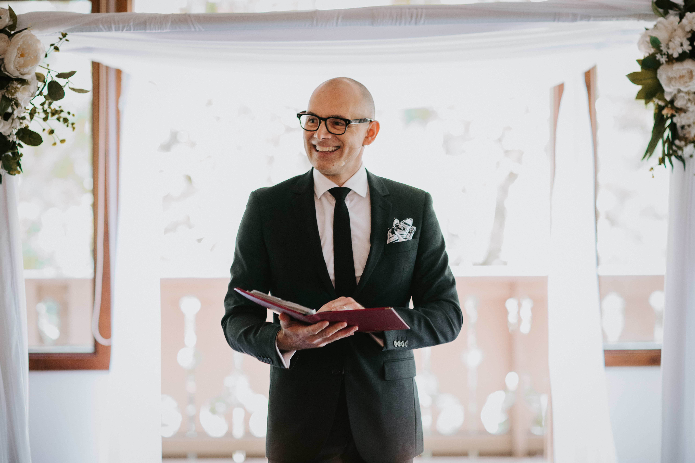 Melbourne Marriage Celebrant - John Beck