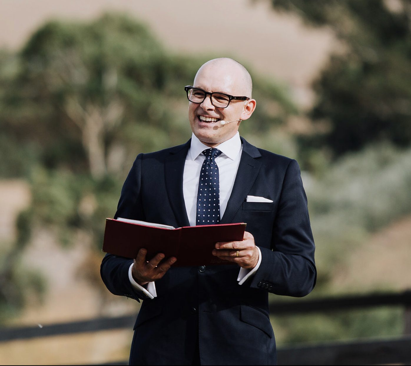 Melbourne Marriage Celebrant - John Beck